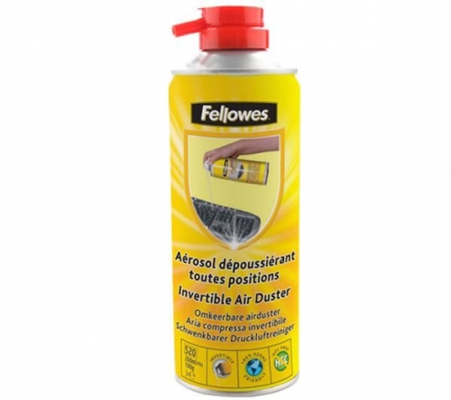 FELLOWES  Spray antipolvere Ecologico - 520 ml