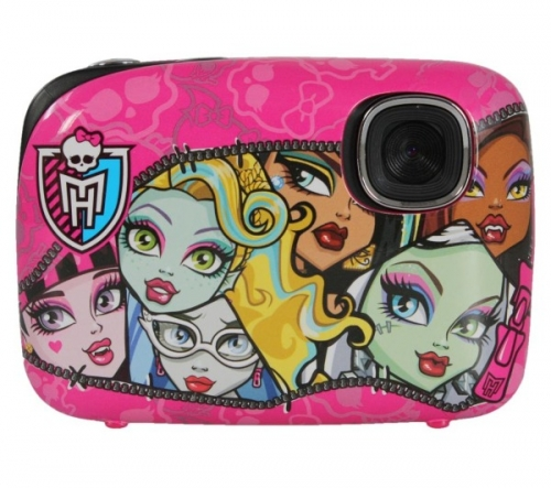 TECH TRAINING  Fotocamera digitale Monster High
