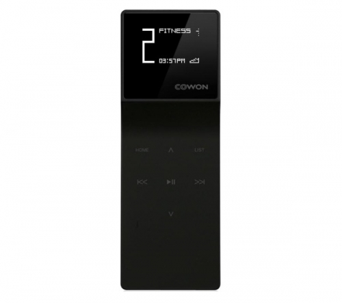 COWON  iAUDIO E3 - nero - 8 GB - Lettore MP3
