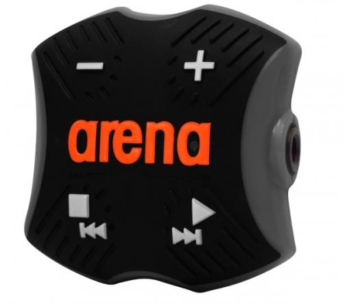 ARENA  Swimming MP3 Mini - nero, 4 GB - Lettore MP3 impermeabile