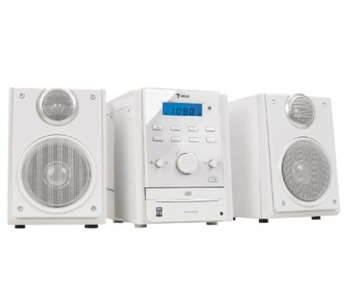TOKAI  TM-300W - bianco - Mini HiFi Bluetooth