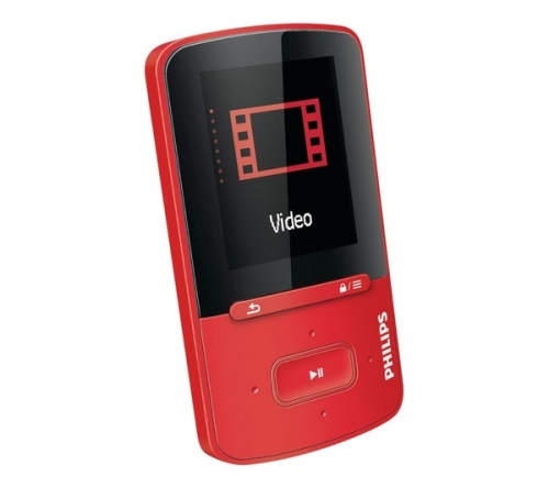 PHILIPS  Gogear VIBE SA4VBE04RF Lettore Digitale Portatile