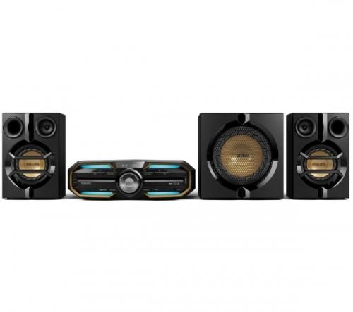 PHILIPS  FX55 - Mini Hi-Fi + SurgeStrip E-Series - Soppressione transienti