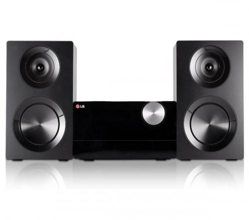 LG  CM2440 - Micro Hi-Fi + Kit di pulizia Avoid CD Skipping